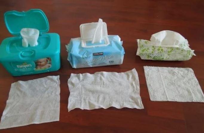 toallitas humedas de bebe