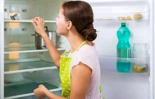 como limpiar la nevera por dentro
