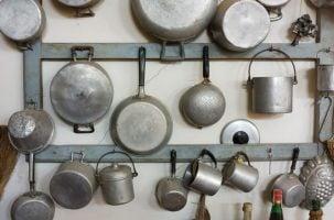 como limpiar el aluminio