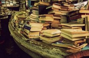 Como limpiar libros viejos y antiguos