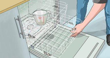 cuidar el lavavajillas