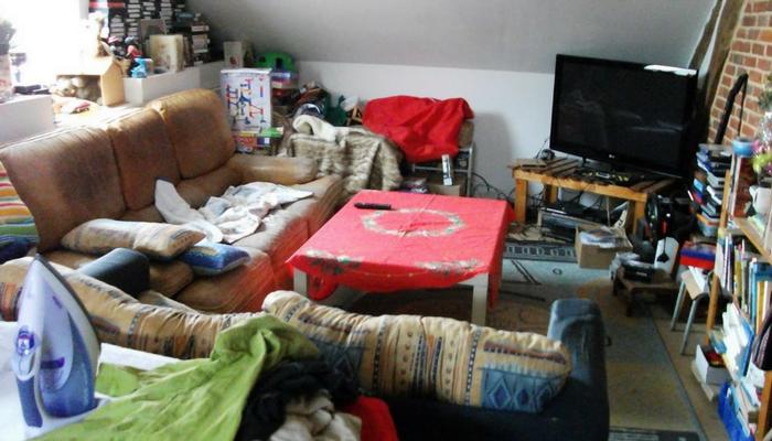 limpiar la casa de forma rapida y facil