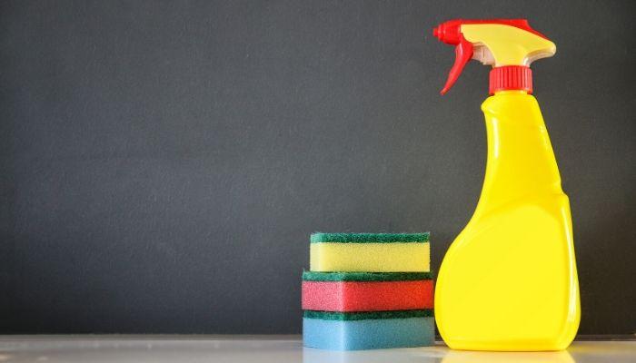 como desinfectar la casa