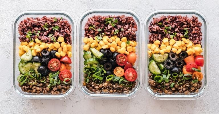 Envases de plástico para alimentos
