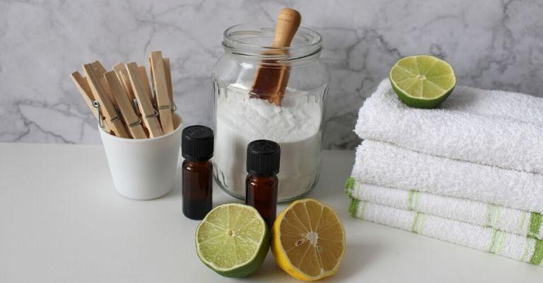 limpieza de limon