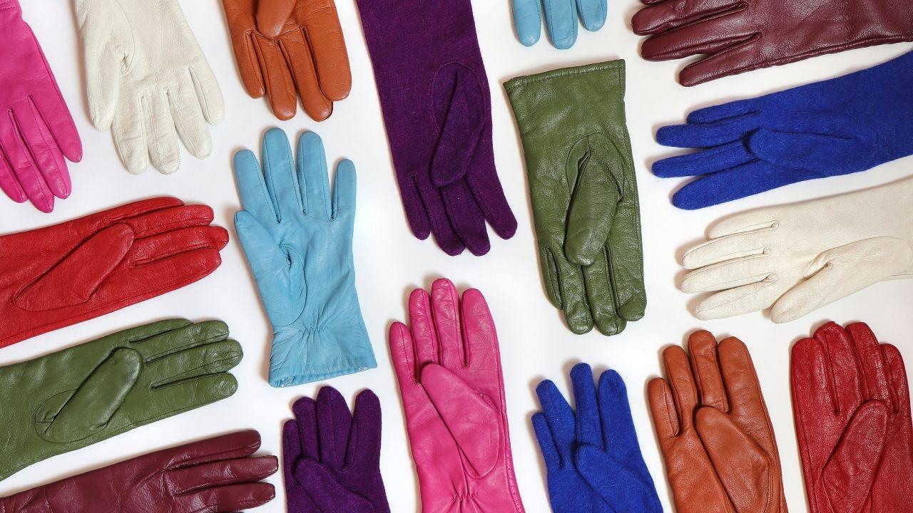 Cómo lavar los guantes de piel: todos los errores a evitar para no dañarlos