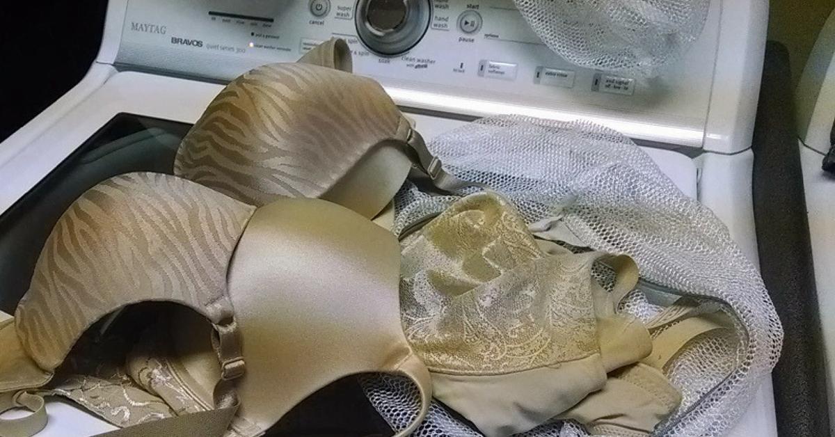 Cómo lavar tu sujetador: 3 soluciones efectivas para no dañarlo