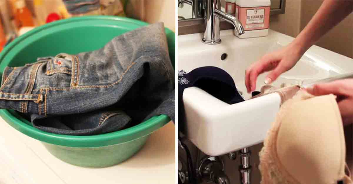Ropa, disfraces y ropa interior: con qué frecuencia deben lavarse