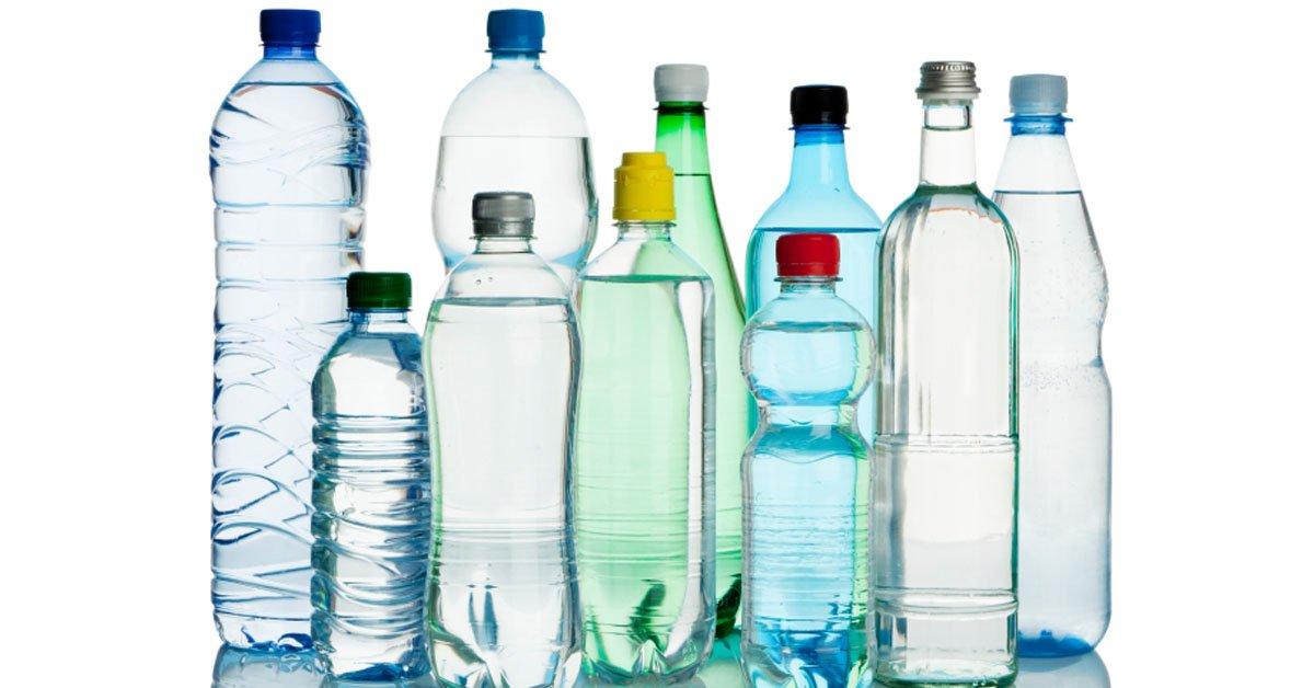 Como limpiar botellas de plástico y vidrio: 5 simples soluciones naturales