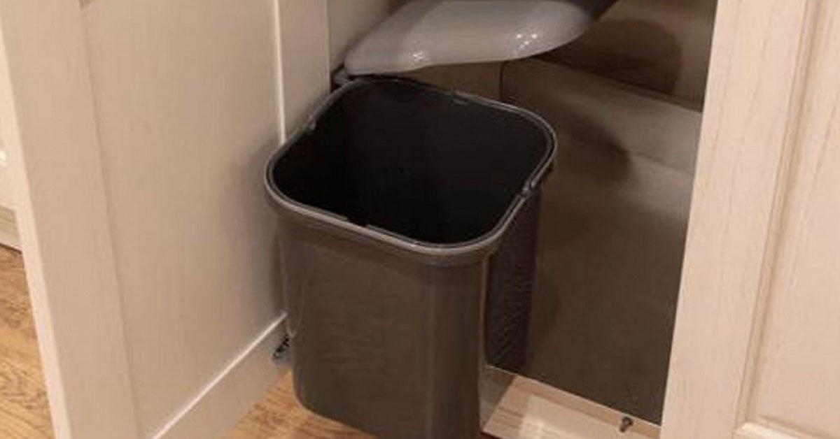 Como limpiar el cubo de la basura: trucos para limpiarlos