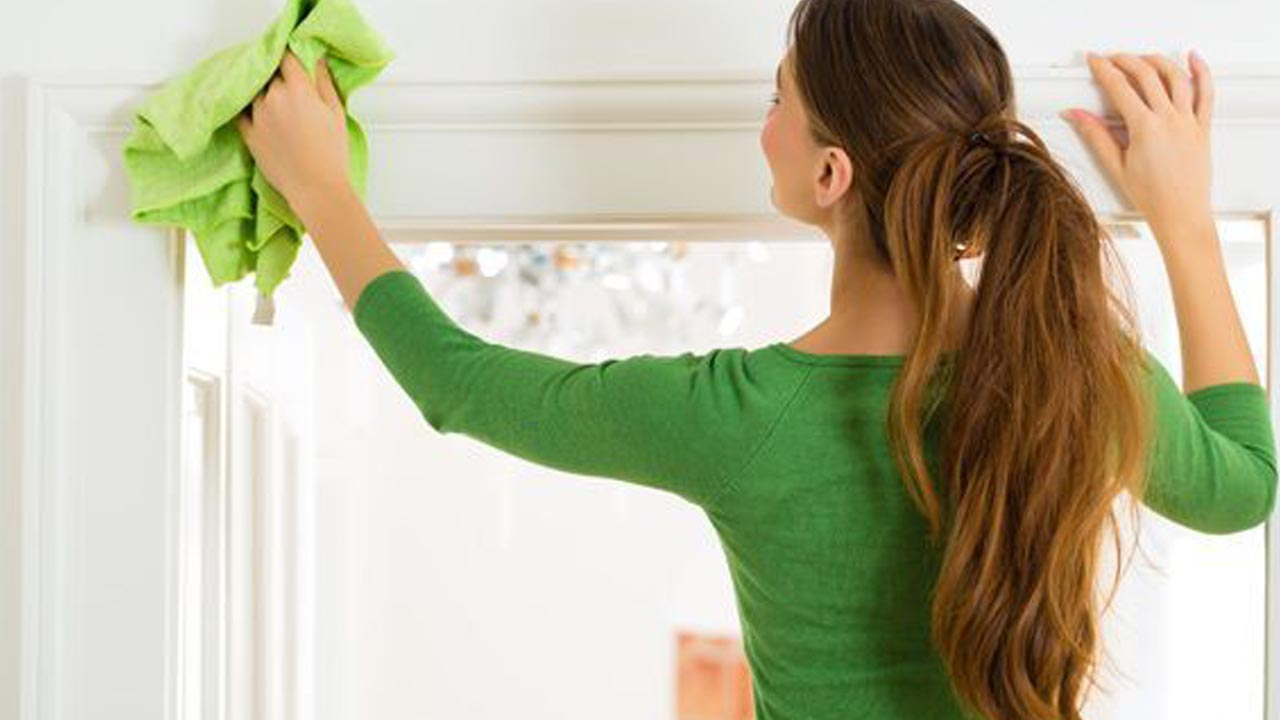 Como limpiar las puertas de casa: fácil y eficazmente