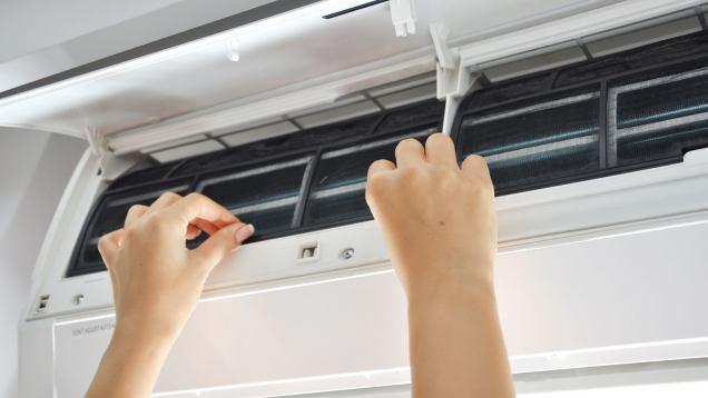 Consejos para limpiar y desinfectar su aire acondicionado