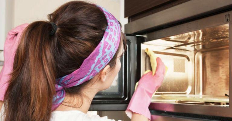Horno, cocina y fogón: 10 trucos para limpiarlos de forma natural