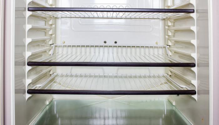 Los trucos para limpiar fácilmente la nevera y el congelador