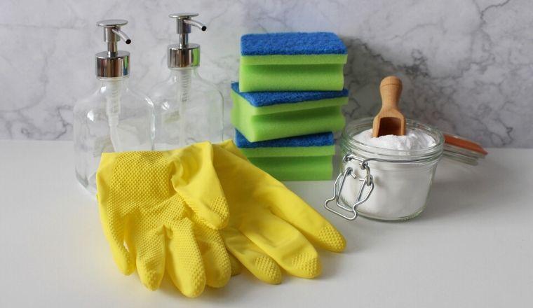 usos del bicarbonato para la limpieza: 10 formas de usarlo en la limpieza de la casa