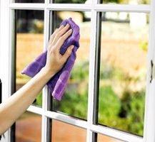 Cómo limpiar vidrio