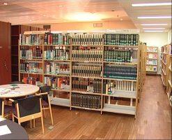 Limpieza de la biblioteca