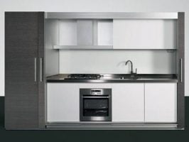 Limpieza de gabinetes de cocina