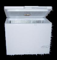 Limpieza del armario del congelador
