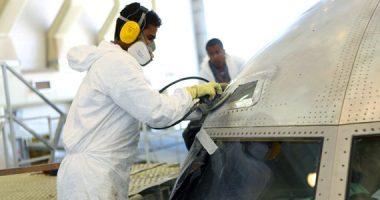Limpieza de aeronaves