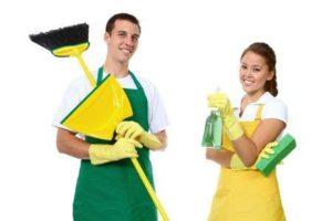 Subcontratación de servicios de limpieza