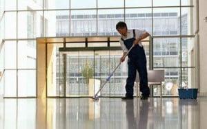 contratar empresas comerciales de limpieza
