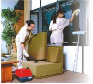 consejos de limpieza después del trabajo