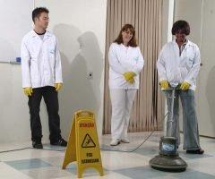 Limpieza empresarial
