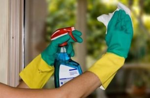 Empresa de limpieza del hogar