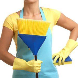 Venta de servicios de limpieza