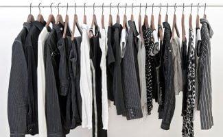Cuidando las prendas negras