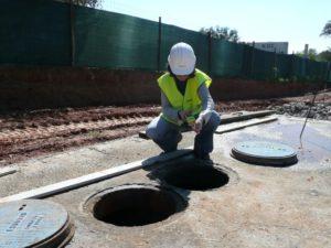 inspecciones de pozo