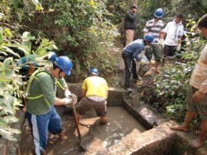 evitar la suciedad de las cisternas