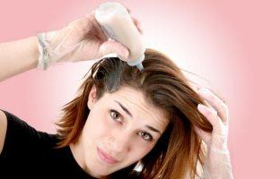 Cómo quitar el tinte del cabello