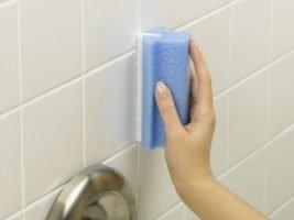 Cómo limpiar los azulejos de tu baño