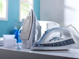 Cómo limpiar tu plancha de ropa