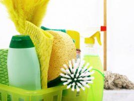 Compra de servicios de limpieza