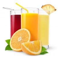Consejos para eliminar las manchas de los jugos de frutas y plantas