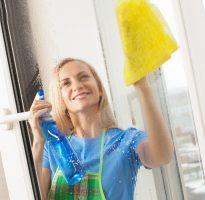 Consejos y productos para la limpieza de ventanas y vidrio templado y objetos de vidrio