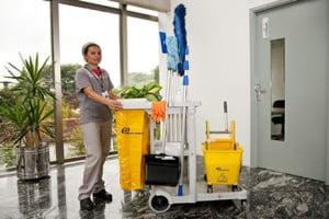 Empresa especializada en limpieza