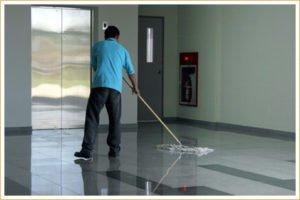Empresas de limpieza después del trabajo