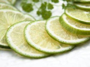 Limón quita manchas