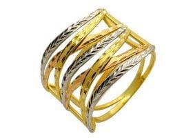 Limpieza de anillos de oro