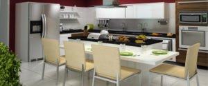 limpieza de marquesina de cocina