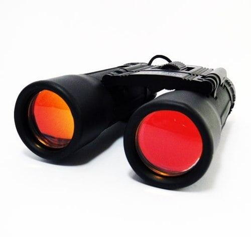 Mantenimiento y limpieza de binoculares
