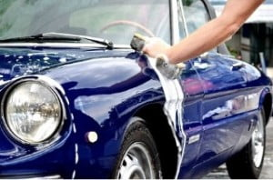 Máquinas de limpieza de coches