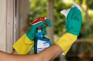 Productos de limpieza básicos