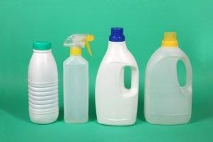 Productos de limpieza con amoniaco
