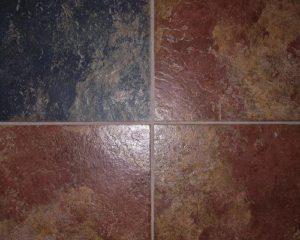 óxido de azulejos